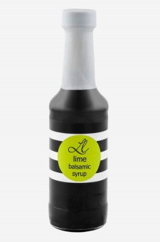 Lime Balsamic Syrup