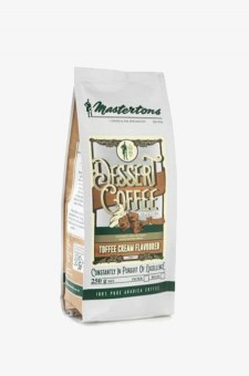 Tap Cork - Toffee flavoured Dessert Coffee 250g