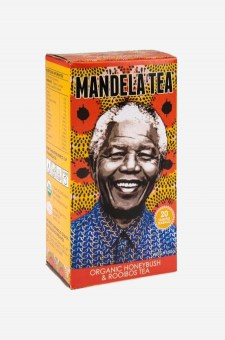 Tap and Cork - Mandela Tea Rooibos Flavour